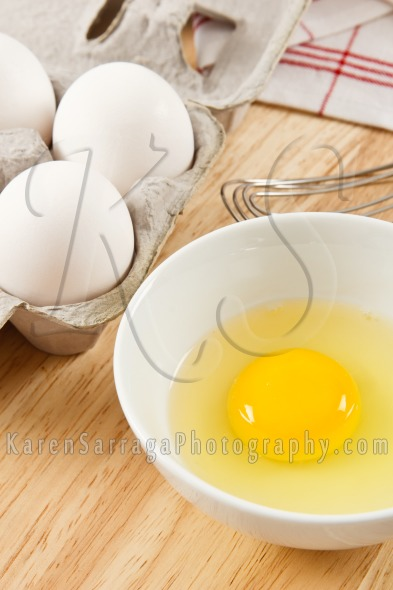 Fresh Eggs for Breakfast | Stock Photo