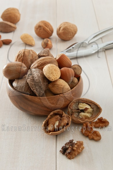 Mixed Tree Nuts | Stock Photo
