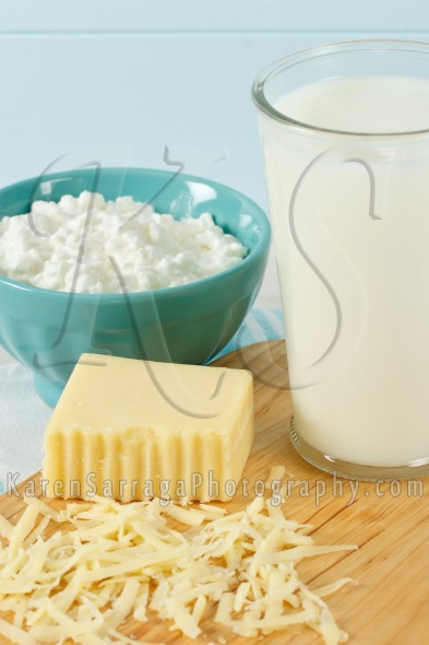 Milk And Dairy Products | Stock Photo