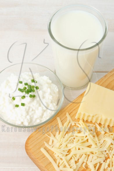 Fresh Milk And Dairy Products | Stock Photo