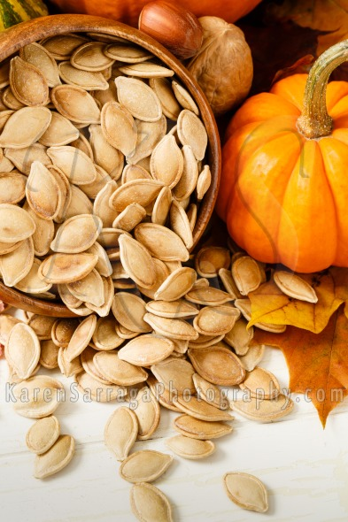 Healthy Pumpkin Seeds | Stock Photo
