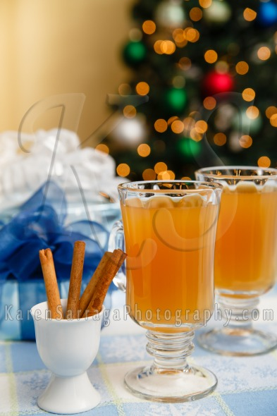 Hot Mulled Cider | Stock Photo
